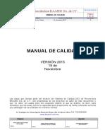 Manual de Calidad AG