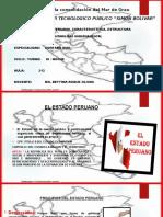 TAREA ESTADO PERUANO 2016.pptx