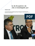 Investigacion J.C Echeverry