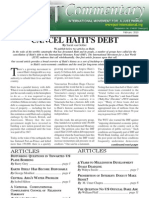 JUST Commentary, Vol. 10 No. 2, February 2010