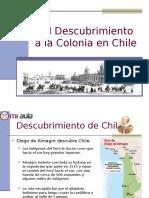 Apunte 5 Del Descubrimiento a La Colonia Chile
