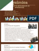 PIA Química Primer Semestre UANL Prepa 25