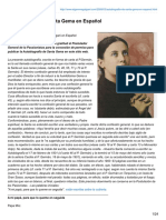 Stgemmagalgani.com-Autobiografía de Santa Gema en Español