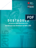 2015 AHA Guidelines Highlights Portuguese