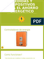 Medidas Y Dispositivos Para El Ahorro Energetico