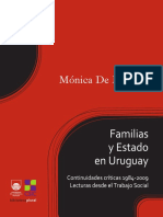 Trabajo Social y Familias en Uruguay