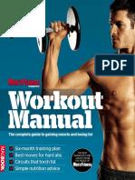 Men s Fitness Workout Manual 2013 P2P
