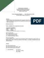 Informe de Laboratorio 1 Separacic3b3n de Mezclas