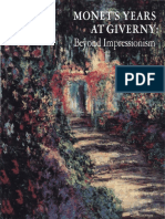Monet Years at Giverny (Beyond Impresionism)