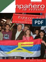 Revista Compañero Nro. 1, Año 1, 6ta. Época