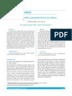 Bebé Colodión, a propósito de un caso clínico.pdf