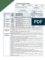 Ingles Planificacion - 6 Basico
