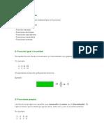 Tipos de fracciones 6º Básico.docx