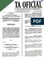 Organización Central Administración Publica DECRETO_1612