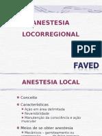 Aula 13 - Anestesia Local I