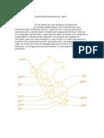 Los Principales Metalefgs Explotados en El Peru