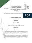 Demencia - Seminario
