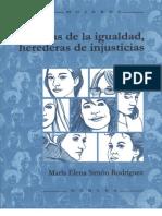 Hijas de La Igualdad, Herederas de Injusticias - Mª Elena Simón Rodríguez