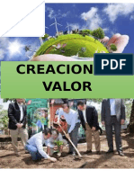 Creacion de Valor Industrial
