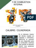 Curso Motores Combustion Interna Funcionamiento Ciclo Trabajo Componentes Encendido Estructura Sistemas
