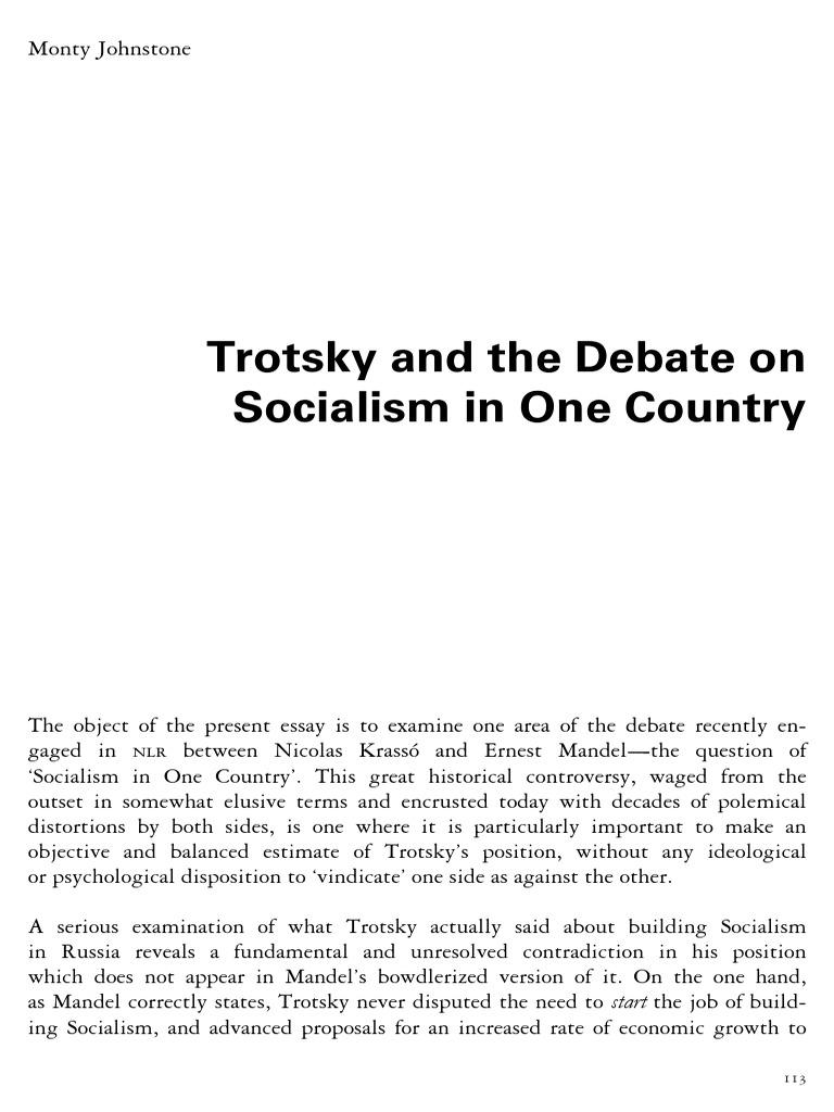 Non-liquidating distributions definition of socialism