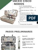 Balanceo Cisco Nodos Scientific
