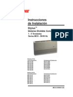 Mcx Manual de Instalacion