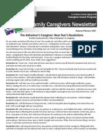 newsletter jan feb 2015