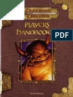 DnD - Players Handbook 2