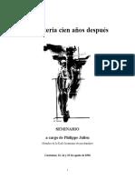 Phillipe Julien - La Histeria Cien Años Después
