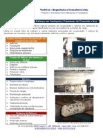 Projetos de Recuperação e Reforço Estrutural