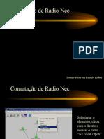 Comutacao de Radios NEC
