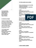 Nuevo Cancionero ILV 2016