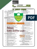 Carpeta Pedagogica Primaria 2014