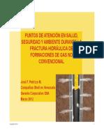 Fractura Hidraulica - Segun Shell