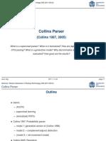 Collins Parser Presentation