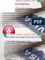 Hongkong QMAS Visa (1)