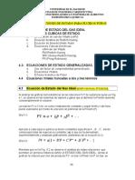 TQI-G1-C Relaciones PvT Para Gases