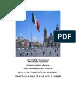 La Cosmovision Del Mexicano