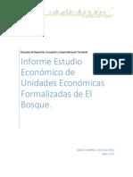 Estudio Económico 2015