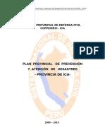 Plan de Prevencion Contra Desastres