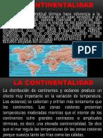 Continentalidad