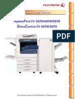 Apeosport 5070 Manual