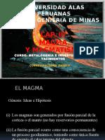 C-03- Magma y Magmatismo