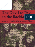 Devil to Pay in the Backlands