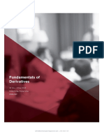 Fundamentals of Derivatives
