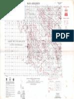 Mapa Geologico San Miguelito