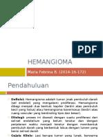 Ppt Hemangioma