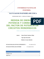 Informe de Circuitos Monofasicos 16 1