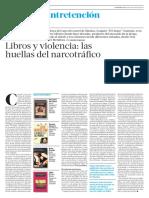 g. Libros y Violencia. Las Huellas Del Narcotráfico